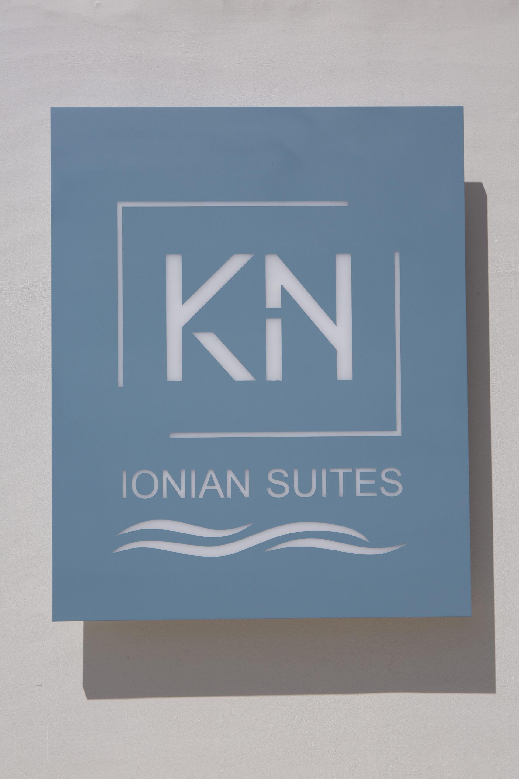 KN Ionian Suites Nikiana Logo